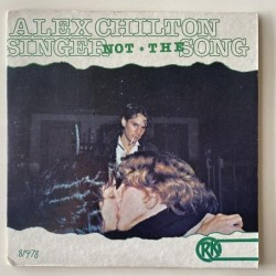 Alex Chilton - Singer not the song 81978