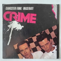Crime - Gangster Funk BSQ-001