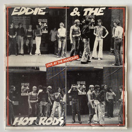 Eddie & The Hot Rods - Live at the Marquee IEP2