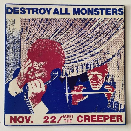 Destroy All Monsters - Nov. 22 / Meet the Creepers MONZ-2