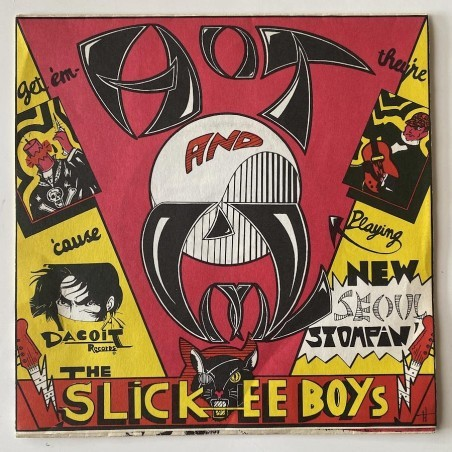 Slickee Boys - Hot and Cool D. 001