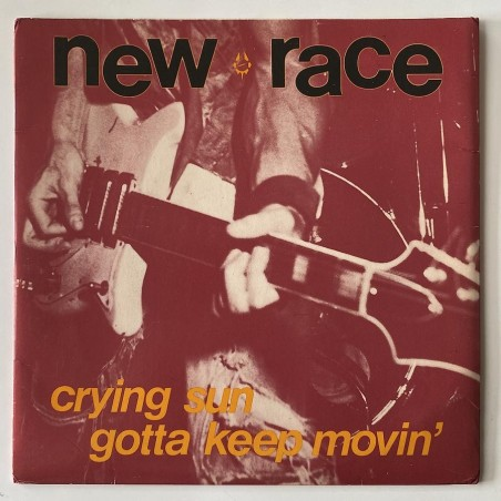 New Race - Crying Sun CIT002