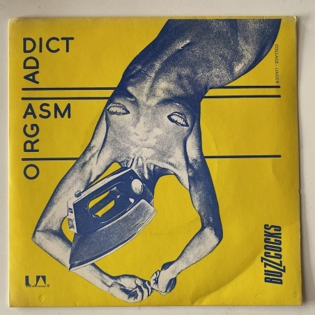 Buzzcocks - Orgasm Addict UP 36316