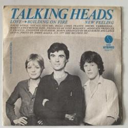 Talking Heads - Love Building on Fire SAA 737
