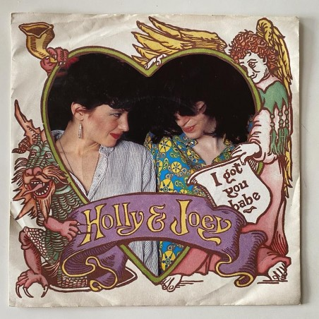 Holly & Joey - I got you Babe VS 478