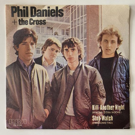Phil Daniels and the Cross - Kill Another Night PB-5198