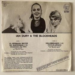 Ian Dury and the Blockheads - Sueperman's Big Sister MO 2014