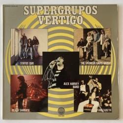 Various Artist - Supergrupos Vertigo 92 99 243