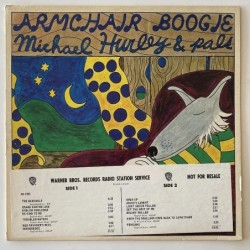 Michael Hurley & Pals - Armchair Boogie WS 1915