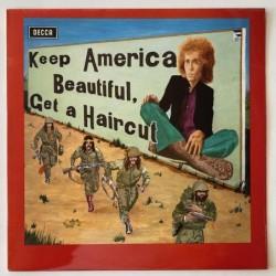 Ray Fenwick - Keep America beautiful get a haircut SKL 5090