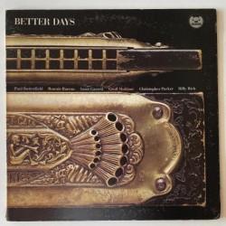 Paul Butterfield - Better Days BR 2119
