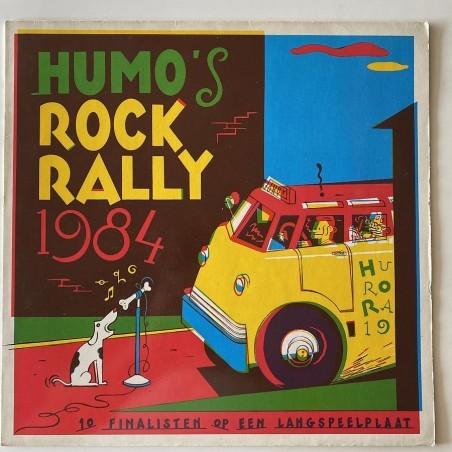 Various Artist - Humo's Rock Rally 1984 1A 062 2600991