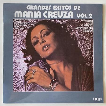 Maria Creuza - Grandes Exitos Vol.2 NL-40903