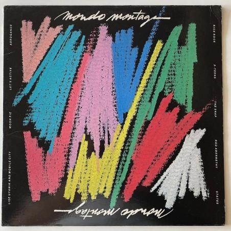 Various Artist - Mondo Montage DLP-2002