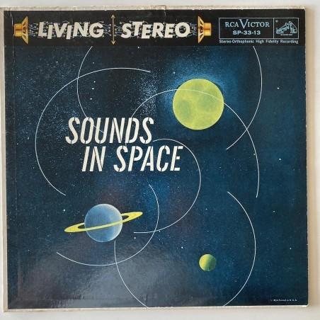 Ken Nordine - Sounds in Space SP-33-13