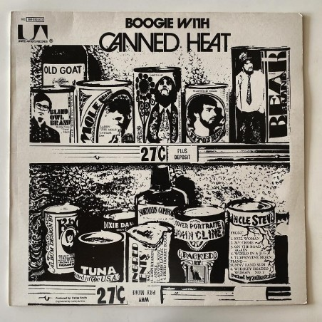 Canned Heat - Boogie With 10C 064-090.973
