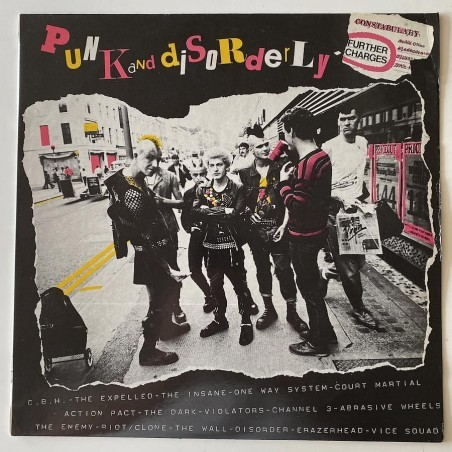 Various Artist - Punk and Disorderly : Further Charges .30.197