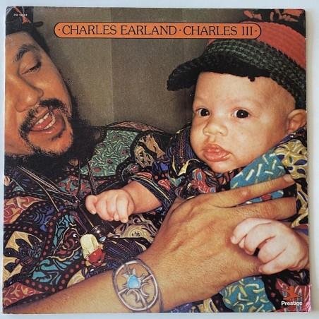 Charles Earland - Charles III PRT-10061