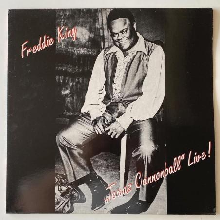Freddie King - Texas Cannonball Live MMLP 99003
