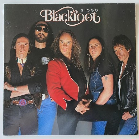 Blackfoot - Siogo 79-0080-1