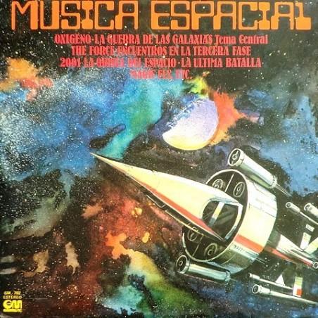 Diabolic Soul Invention - Musica Espacial GM-702