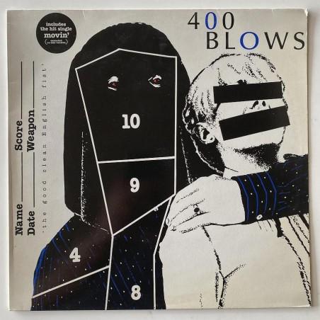 400 Blows - The good Clean English fist LP 14