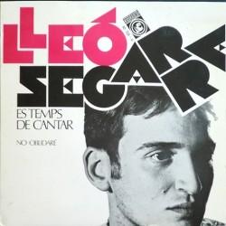 Lleo Segarra - Es temps de cantar / No oblidaré 45-709A