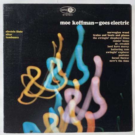 Moe Koffman - Goes Electric JGS 8009