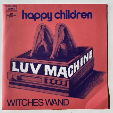 Luv Machine - Happy Children 2C 006-93.458