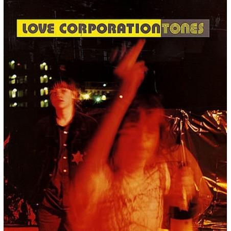 Love corporation - Tones CRELP 056