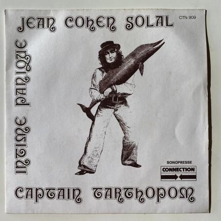 Jean Cohen Solal - Captain Tarthopom CTN 909