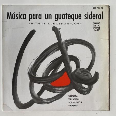 Tom Dissevelt / Kid Baltan - Musica para Un Guateque Sideral 430 736 PE