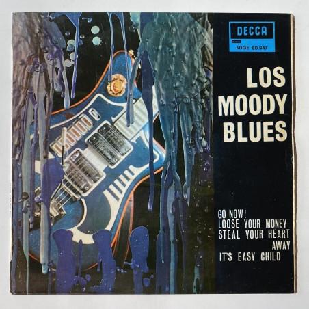 Moody Blues - Go Now SDGE 80947