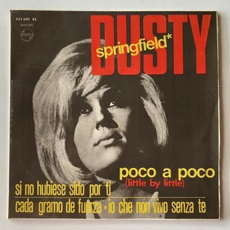Dusty Springfield - Poco a Poco 433 690 BE