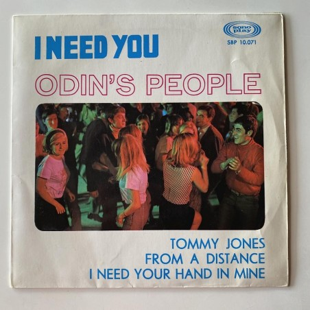 Odin's People - I need You SBP 10.071