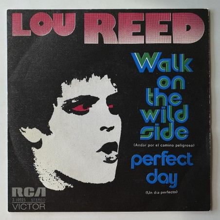 Lou Reed - Walk on the Wild Side 3 10925