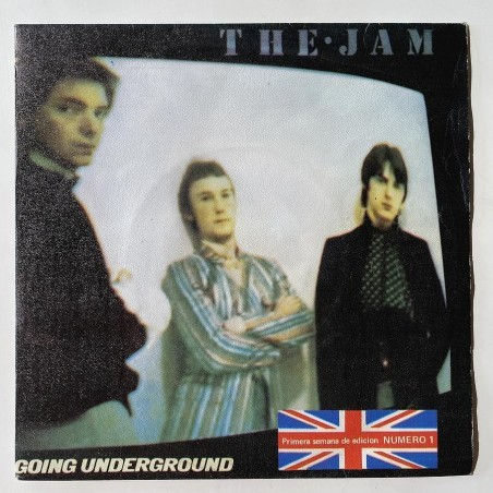 The Jam  - Going Underground 20 59 216