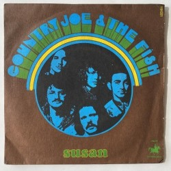 Country Joe & The Fish - Susan Vanguard
