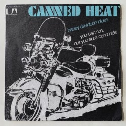 Canned Heat - Harley Davidson Blues UP 35545-J