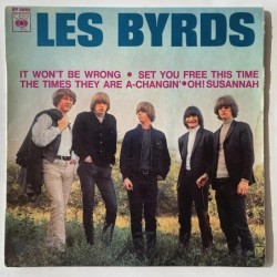 Byrds - It won't be wrong EP 5668