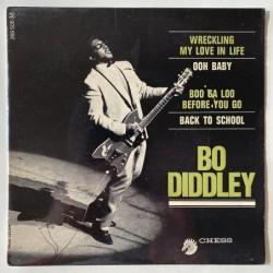 Bo Diddley - Wreckling my love in life 269 055 M