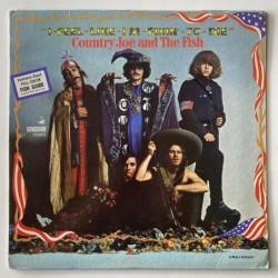 Country Joe and The Fish - I feel like I'm fixin to die VRS 9266