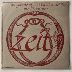 Zeit - Un giorno in una piazza del Mediterraneo MASO 009