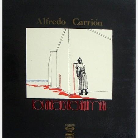 Alfredo Carrion - Los andares del Alquimista S 32 838
