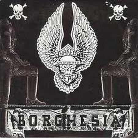 Borghesia - Naked uniformed dead BIAS 86