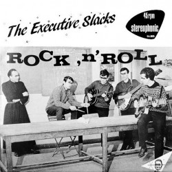 Executive slacks - Rock
