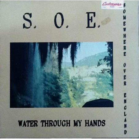Somewhere over england - Water through my hands BOY 106