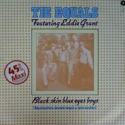 Equals - Black skin blue eyes boy VIC-38