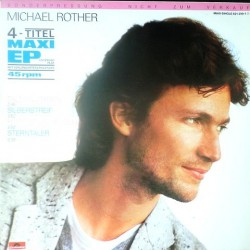 Michael Rother - 4 Titel Maxi EP 821-399-1