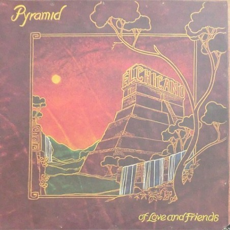 Chicano - pyramid of love and friends S-32.747